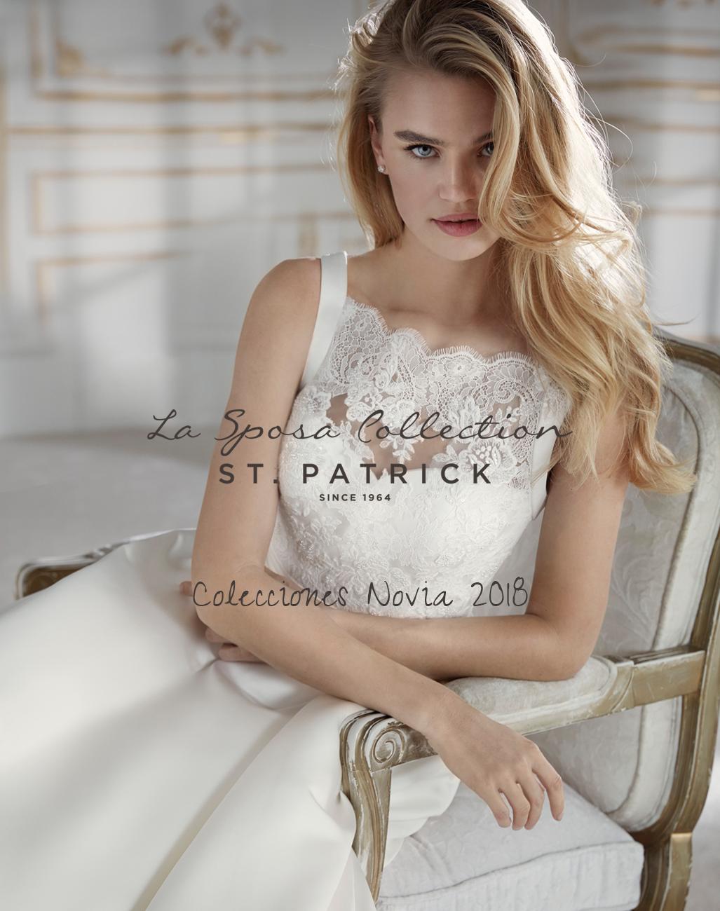 SposaNovias Vigo, Colección Vestidos de novia La Sposa Collection St.Patrick 2018