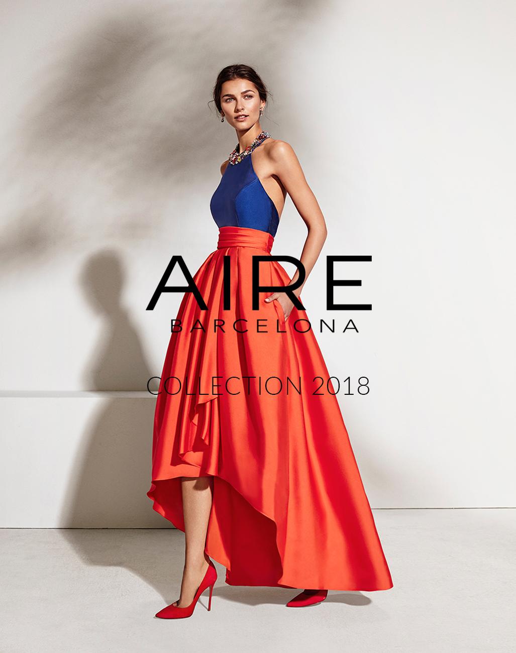 Precios vestidos fiesta aire barcelona 2019