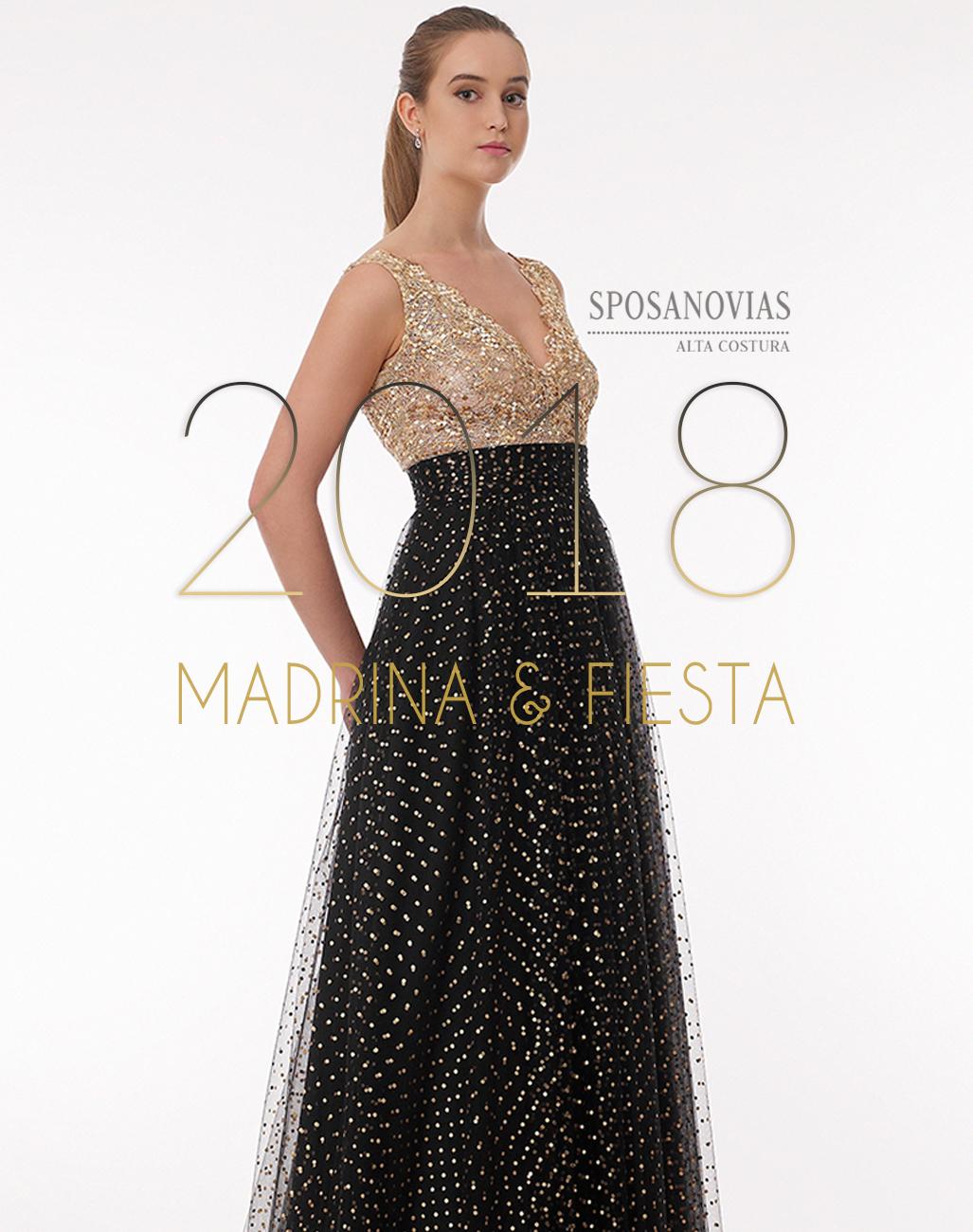 SposaNovias Vigo, Colección Vestidos de Madrina y Fiesta