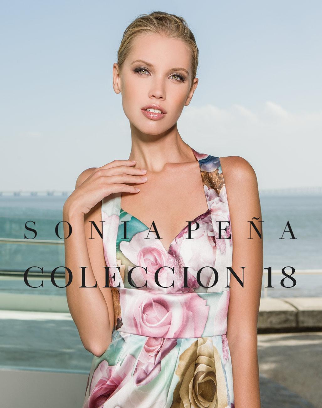 SposaNovias, Colección Sonia Peña Vestidos de Madrina y Fiesta