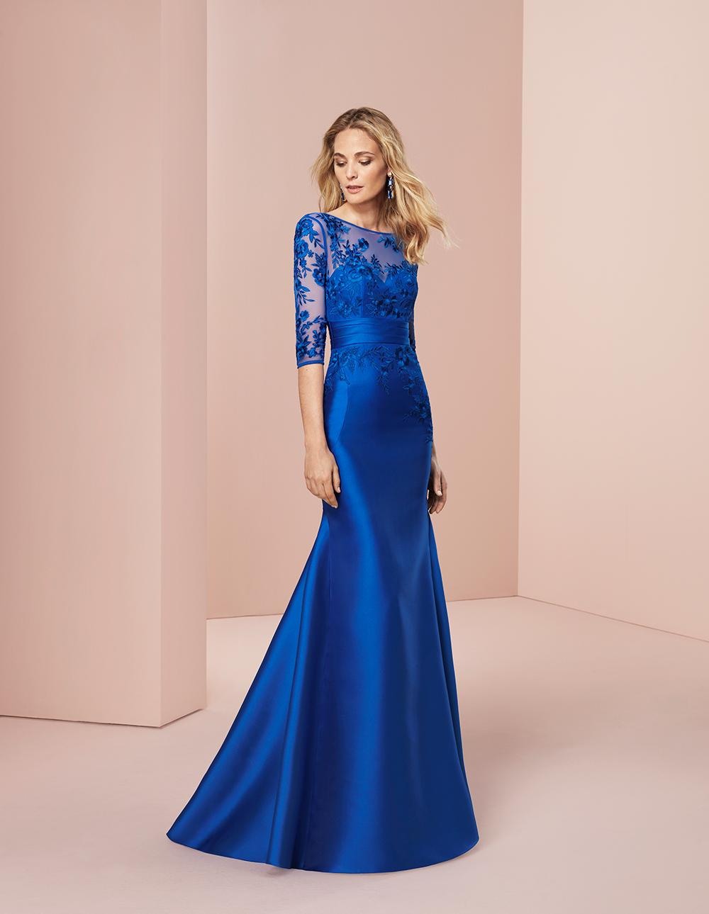 Vestidos madrina aire 2019